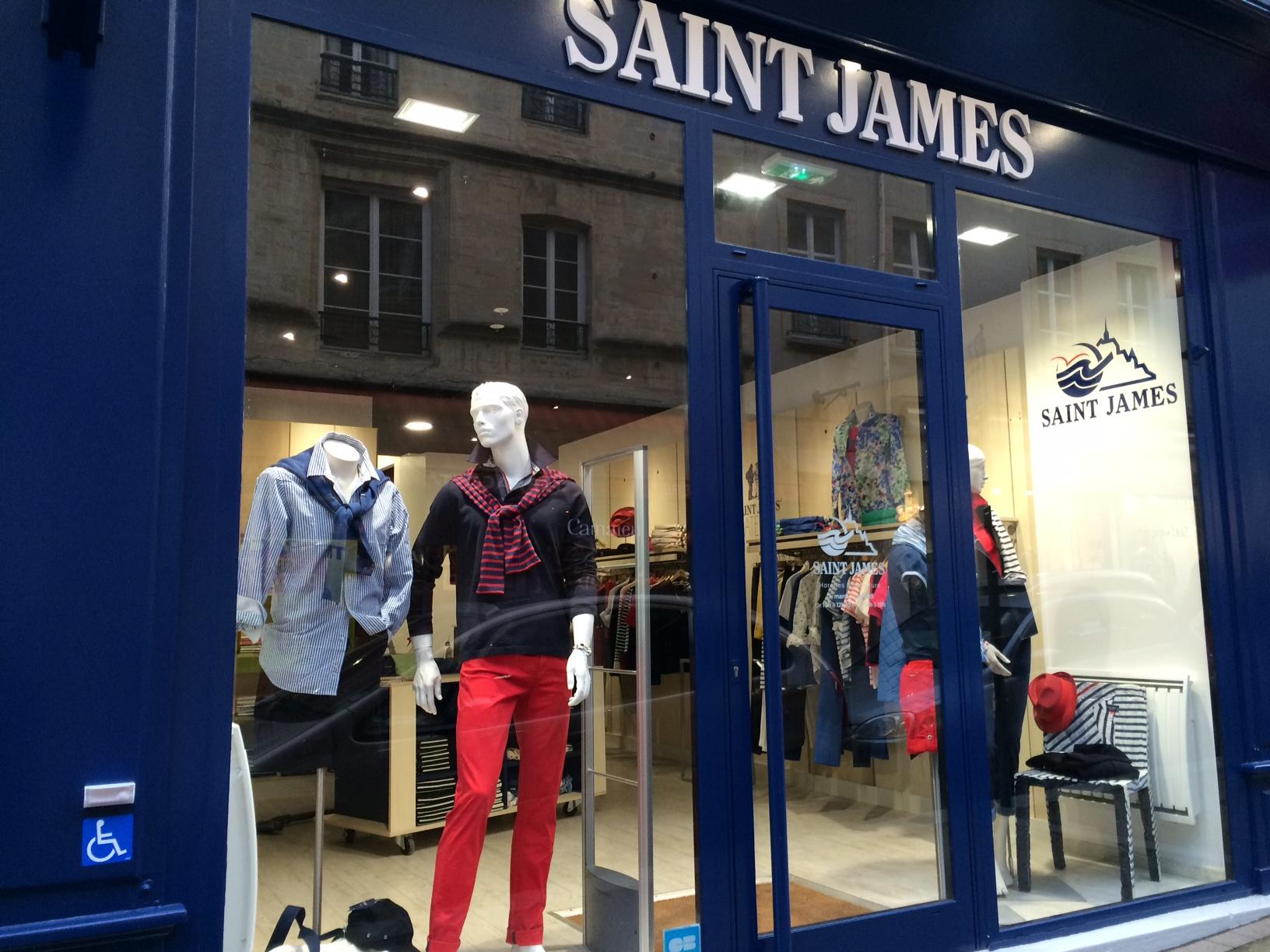 boutique de vêtements Bayeux